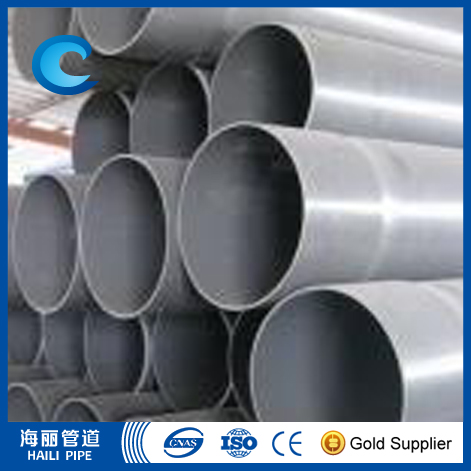 polyvinyl chloride polymer pipe