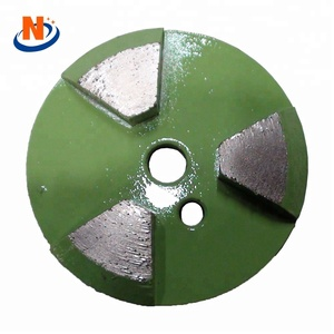 Floor grinding pad diamond abrasive disc for concrete granite marble