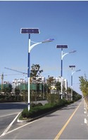 Bridgelux chips ,Intelligent control,2 year warranty solar street light