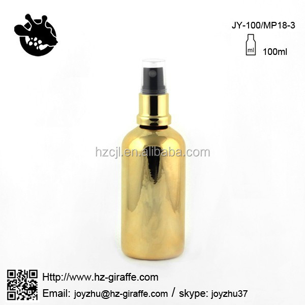 Personal Care shiny 100ml gold wholesale vintage perfume bottles