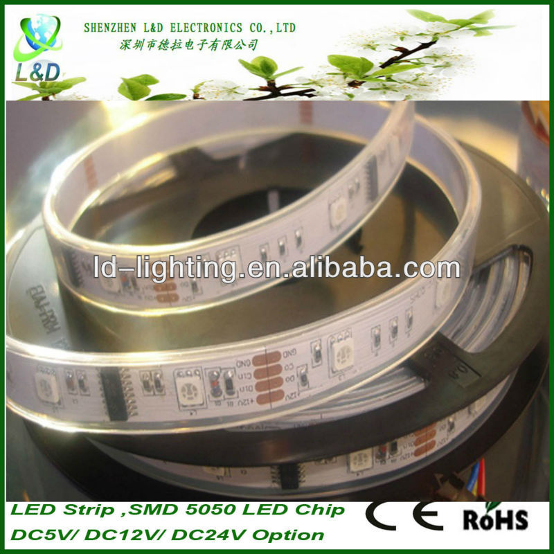 High quality continuous length flexible led light strip