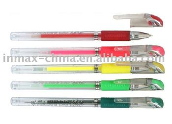 Colorful gel ink pen for wholesale