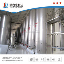 High quality stainless steel wine storage tank for storage liquid