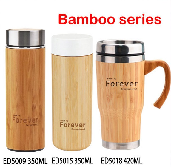 Custom your own logo bamboo eco friendly bamboo coffee <strong>cups</strong> with handle