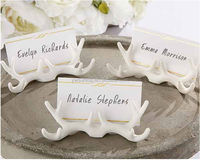 Antler Place Card Holder funny table decoration