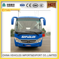 HOT discount china shaolin brand 20-70 seats antenna city coach for bus