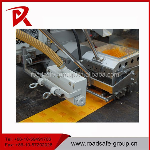 Used Thermoplastic Vibration Road Line Marking Machine