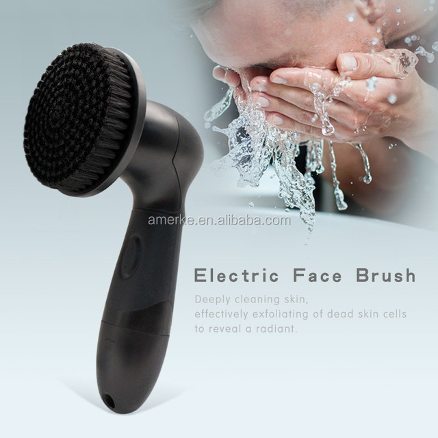 Waterproof and Cordless Face and Body Clean Brush 4-in-1 SPA face brush electric