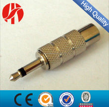 3.5mm audio cable connector