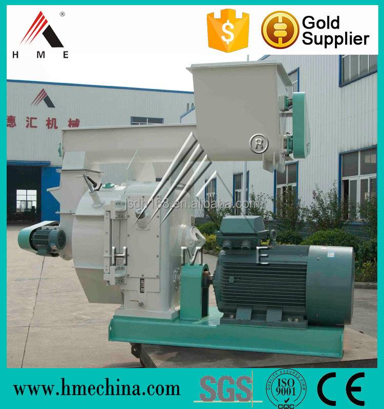 Stable running wood pellet making machine price