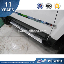auto accessories running board ForJeep Patriot from pouvenda manufacturer