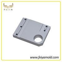 custom cnc machining milling aluminum housing for high power solution