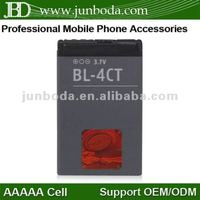 New mobile phones battery bl-4ct for Nokia 2700c 2720f 3720 5310