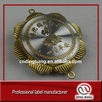 High Precision Custom Made Gold Plated