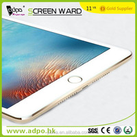 Manufacturer Anti Broken Tempered Glass Screen Protector for ipad mini screen protect