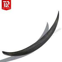 ART TUNING MP style carbon fiber rear wing rear trunk spoiler for 3 series F30 F80 M3(ART-S1028)