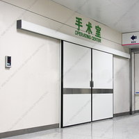 KBB automatic hospital surgery room doors size