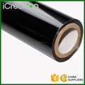 Solid Black Hot Stamping Foil Roll for Plastic/PVC/Chair/Decoration/Cup/Accessories Good Quality and Factory Price