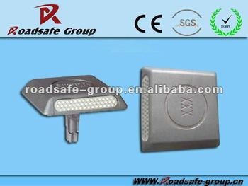 Roadsafe Better Warning Effects Reflective Glass Road Stud