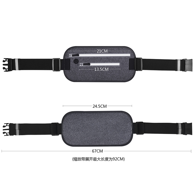 2018 New arrival outdoot waist belt for running,daily walking