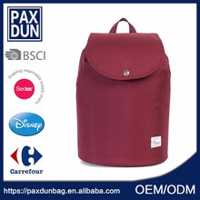 Popular Stock Solid Color Backpack