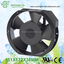"electronic industrial axial wall ventilation 6"" Exhaust fan"