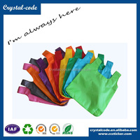 Lightweight Newly Polyester Folding Shopping Spunbond Nonwoven Fabric Bag