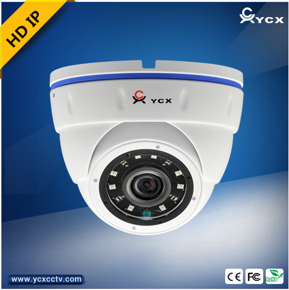YCX CCTV OEM Manufacturers 1080P IP Camera Security Dome CCTV Camera