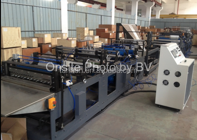 Air Column Bag Plastic Packaging Machine For Liquid / Powder Packing