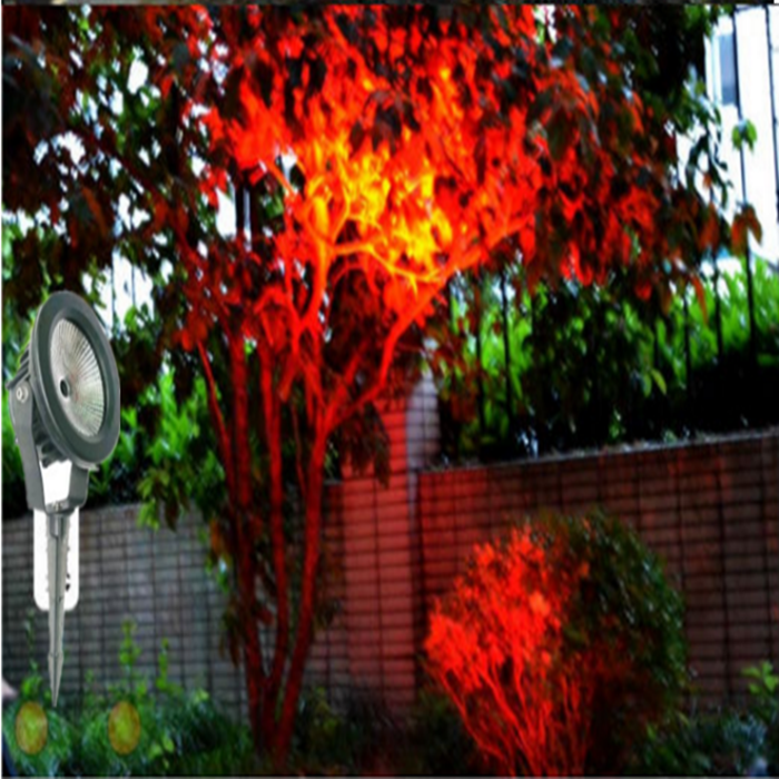 Factory Price IP65 LED COB Lamp Outdoor LED Garden Spike Light 5w