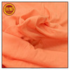 Interlock french rib knit cotton fabric