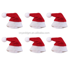 2018 electronic plush dancing Santa hat hot item for christmas Party