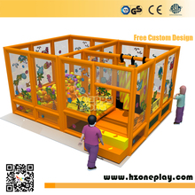 Toddler Indoor Play Game Kids Playground Indoor Area for Restaurant Corner Playset