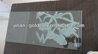 Glass 3D engraving machinery
