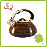 Wholesale 3.0L Kitchenware Teapot Stainless Steel Water Tea Kettle
