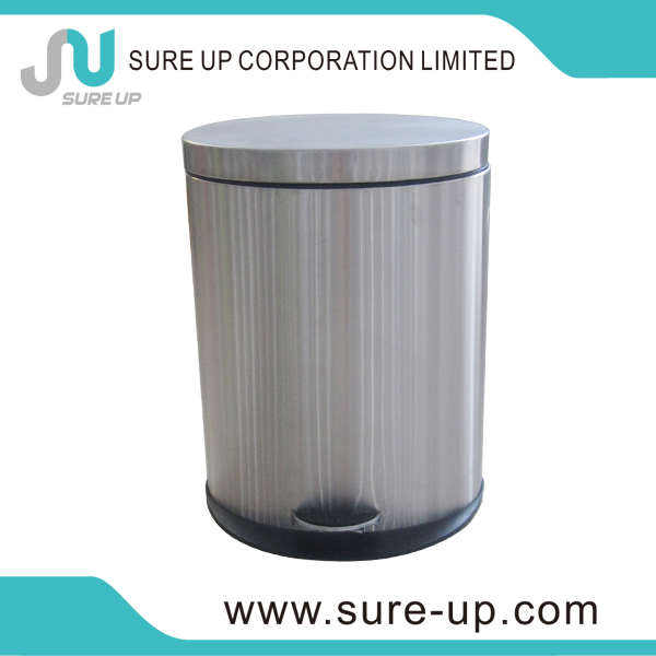 Middle east Manufacturer plastic dustbin 120l(DSUD)