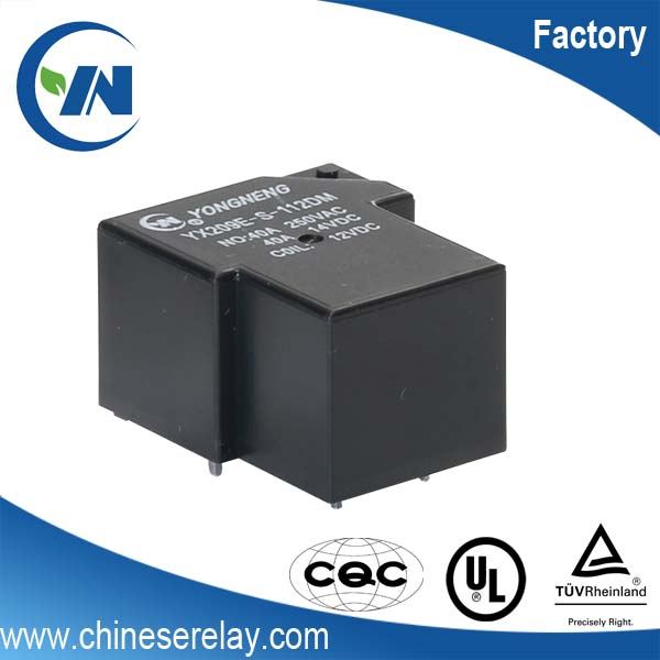 Bluetooth control auto relay