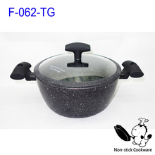 Forged aluminum large size wholesale food warmer hot crock pot and pans