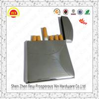 Wholesale of stainless steel storage box cigarette case belt buckle