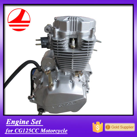 Factory Export spare parts CG 125cc engine kit for bicycle