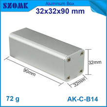good look and price small aluminium enclosure