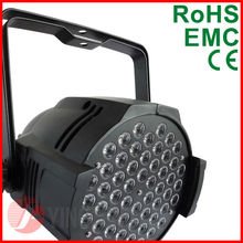 54pcs/3w led light work with beam spot