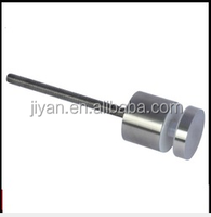 Aluminium Dome Top Sign Support,sigh holder,aluminum mirror fasteners
