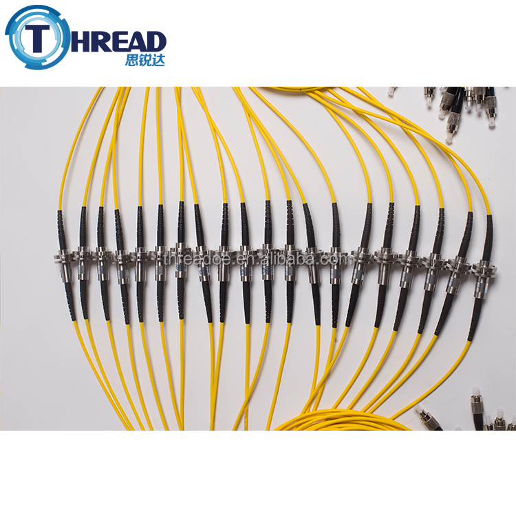 China Manufacture Fiber Optic Slip Rings Rotary Joints