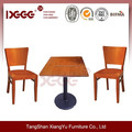 DG-W0109 Modern Coffe Shop table chairs for coffe Shop