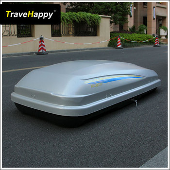 2017 Good quality Custom waterproof car roof box