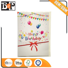 Paper Cut Sample Handmade Decorating Birthday Invitation Cards For Wholesale