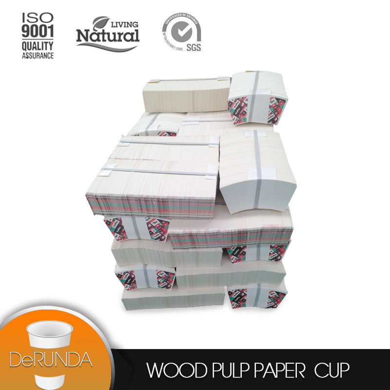 Greaseproof white color paper single side pe paper for paper cup