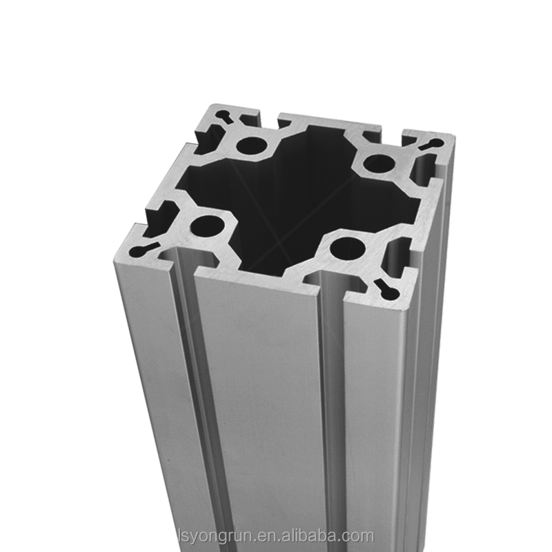 Experienced corperate extruded profile aluminum t slot sections with lower price