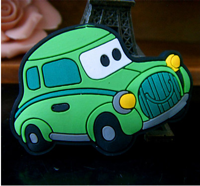PVC Rubber Fridge Magnets